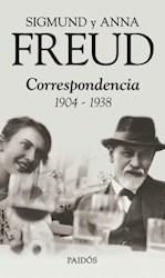 Libro Sigmund Freud Anna Freud Correspondencia 1904 - 1938