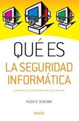 Libro Que Es La Seguridad Informatica ?