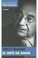 Papel ARTE DE AMAR (BIBLIOTECA FUNDAMENTAL DE LAS CIENCIAS DE LA PSICOLOGIA)
