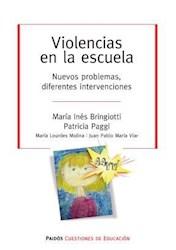 Libro Violencia En La Escuela