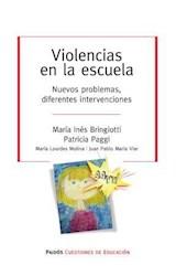 Papel VIOLENCIAS EN LA ESCUELA