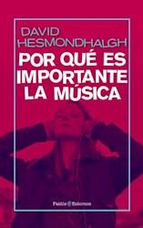 Libro Por Que Es Importante La Musica