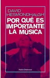 Papel POR QUE ES IMPORTANTE LA MUSICA