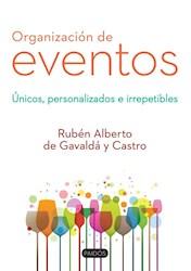 Libro Organizacion De Eventos