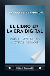 Libro El Libro En La Era Digital
