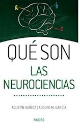 Libro Que Son Las Neurociencias