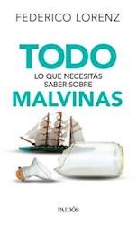 Libro Todo Lo Que Necesitas Saber Sobre Malvinas