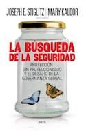 Papel BUSQUEDA DE LA SEGURIDAD PROTECCION SIN PROTECCIONISMO Y EL DESAFIO DE LA GOBERNANZA GLOBA