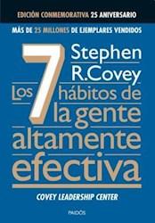 Papel 7 Habitos De La Gente Altamente Efectiva, Los Ed. 25 Aniversario