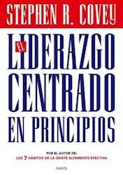 Papel Liderazgo Centrado En Principios, El