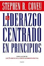 Papel EL LIDERAZGO CENTRADO EN PRINCIPIOS