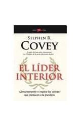 Papel LIDER INTERIOR, EL (COMO TRANSMITIR E INSPIRAR LOS VALORES Q
