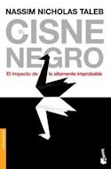 Papel CISNE NEGRO EL IMPACTO DE LO ALTAMENTE IMPROBABLE (COLECCION DIVULGACION)