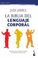 Papel BIBLIA DEL LENGUAJE CORPORAL GUIA PRACTICA PARA INTERPRETAR LOS GESTOS Y LAS EXPRESIONES DE LAS PERS