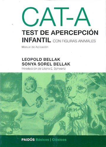 Papel Test De Apercepcion Infantil Con Figuras Animales