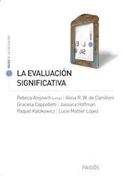 Papel Evaluacion Significativa, La
