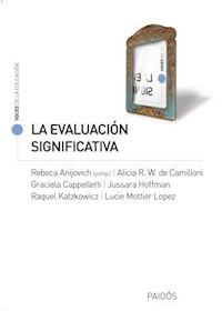 Papel La Evaluación Significativa
