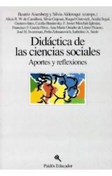 Papel DIDACTICA DE LAS CIENCIAS SOCIALES-APORTES Y REFLECCIONES