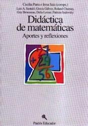 Papel Didactica De Las Matematicas