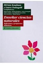 Papel ENSEÑAR CIENCIAS NATURALES