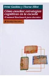 Papel COMO ENSEÑAR ESTRATEGIAS COGNITIVAS EN LA ESCUELA