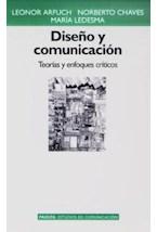 Papel DISEÑO Y COMUNICACION (TEORIAS Y ENFOQUES CRITICOS)