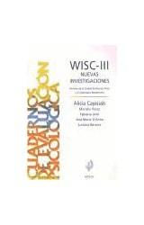 Test WISC III NUEVAS INVESTIGACIONES