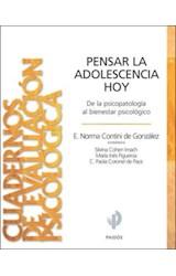 Test PENSAR LA ADOLESCENCIA HOY