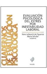 Test EVALUACION PSICOLOGICA DE ESTRES POR INESTABILIDAD LABORAL