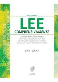 Papel Programa Lee Comprensivamente
