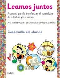 Libro Leamos Juntos  Libro Del Alumno