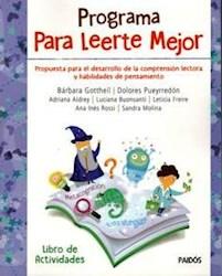 Libro Para Leerte Mejor  Libro Alumno