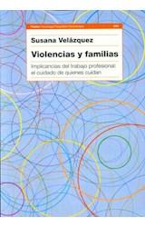 Papel VIOLENCIAS Y FAMILIAS
