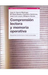 Papel COMPRENSION LECTORA Y MEMORIA OPERATIVA