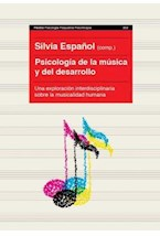 Papel PSICOLOGIA DE LA MUSICA Y DEL DESARROLLO