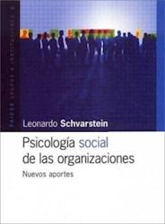 Papel Psicologia Social De Las Organizaciones