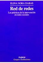Papel RED DE REDES-PRACTICAS DE INTERVENCION EN REDES SOCIALES