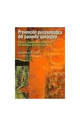 Papel PREVENCION PSICOSOMATICA DEL PACIENTE QUIRURGICO