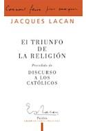 Papel TRIUNFO DE LA RELIGION (CAMPO FREUDIANO 59052)