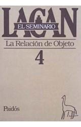Papel SEMINARIO 4 LA RELACION DE OBJETO