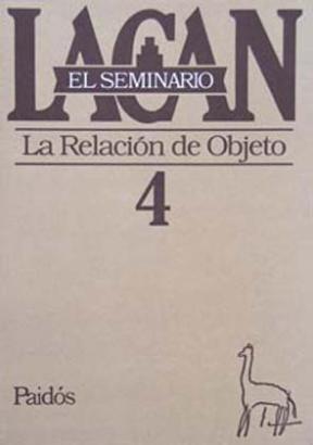 Papel Seminario 4. La Relacion De Objeto