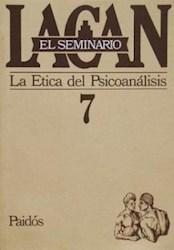 Papel Seminario 7 Lacan - La Etica Del Psicoanalis