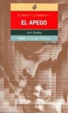 Papel APEGO, EL (APEGO Y PERDIDA 1)