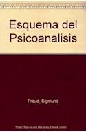 Papel ESQUEMA DEL PSICOANALISIS (PAIDOS PSICOLOGIA PROFUNDA 10080)