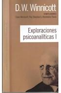 Papel EXPLORACIONES PSICOANALITICAS [TOMO I] (PSICOLOGIA PROFUNDA 10147)