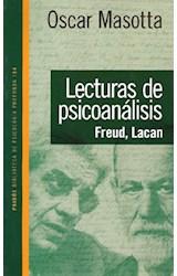 Papel LECTURAS DE PSICOANALISIS FREUD LACAN