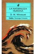 Papel NATURALEZA HUMANA (BILIOTECA DE PSICOLOGIA PROFUNDA 10160)