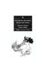 Papel ANOREXIA-BULIMIA:DESEO DE NADA