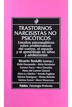 Papel TRASTORNOS NARCISISTAS NO PSICOTICOS