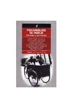 Papel PSICOANALISIS DE PAREJA (DEL AMOR Y SUS BORDES)